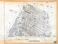 Plate 022, Belmont Assessor Plans 1931